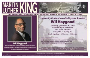 Wil Haygood Jan 20th