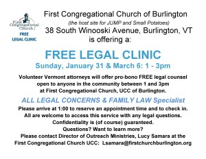 ProBonoLegalClinic.1.31and3.6.16
